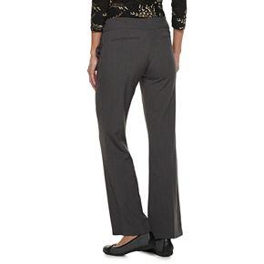 Women's Croft & Barrow® Pull-On Bootcut Pants