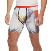 Men's Wear Your Life American Bird II Novelty Boxers