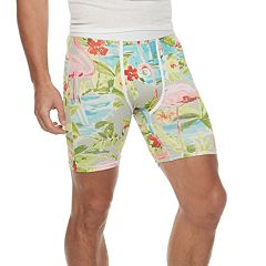 Men's Wear Your Life Flamingo Novelty Boxers