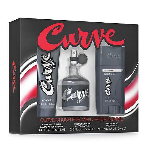 Curve Crush 3-pc. Men's Cologne Gift Set ($82 Value)