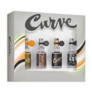 Curve 4-pc. Men's Cologne Gift Set - Eau de Cologne