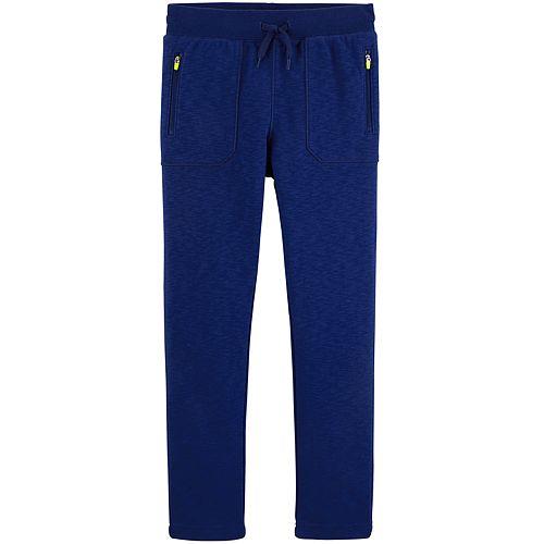 Boys 4-12 OshKosh B'gosh® Active French Terry Knit Pants