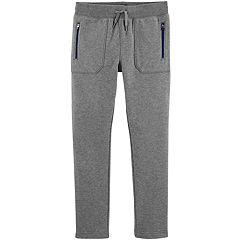 Boys 4-12 OshKosh B'gosh® Active French Terry Knit Pants