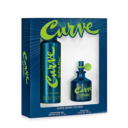 Curve Spark 2-pc. Men's Cologne Gift Set ($58 Value)