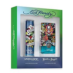 Ed Hardy Men's Cologne Duo - Eau de Parfum ($150 Value)