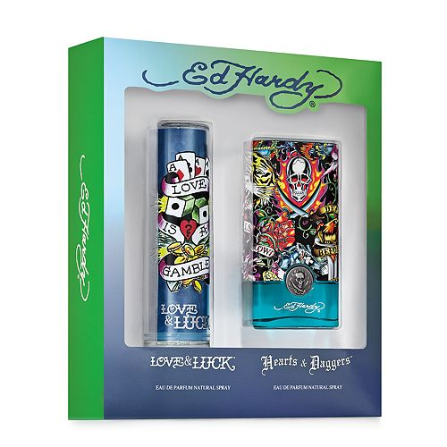 Ed Hardy Men's Cologne Duo - Eau de Parfum ($150 Value)