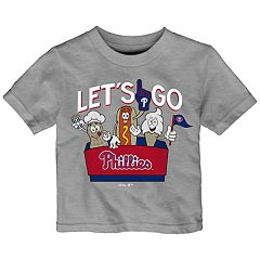 Baby Boy Philadelphia Phillies Snack Box Graphic Tee