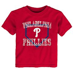 Toddler Boy Philadelphia Phillies Home Plate Tee