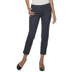 Women's Apt. 9® Torie Straight-Leg Ankle Pants