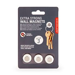 Kikkerland Extra-Strong Wall Magnets