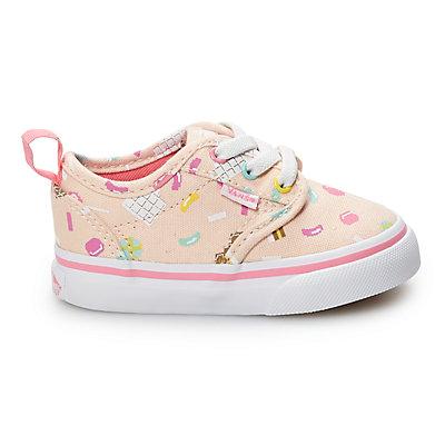Vans Atwood Toddler Girls' Skate Shoes