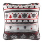 Cuddl Duds Printed Pattern Throw Pillow