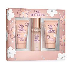 Elizabeth Taylor Love & White Diamonds Women's Perfume 3-pc. Gift Set