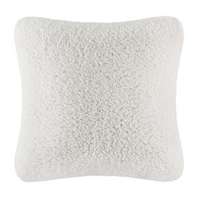 Cuddl Duds Sherpa Oblong Throw Pillow