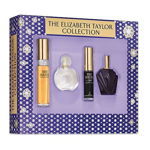 The Elizabeth Taylor Collection Women's Perfume 4-pc. Gift Set ($47 Value)