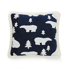 Cuddl Duds Jacquard Oversized Throw Pillow