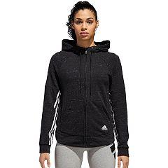 Women's adidas Sport 2 Street Full-Zip Hoodie