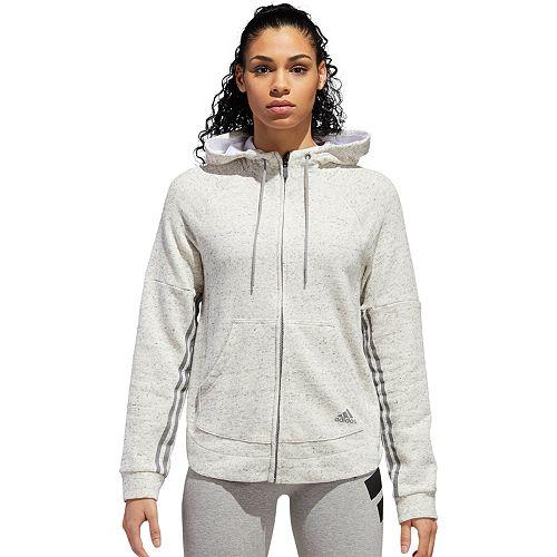 Women's adidas Sport2Street Full-Zip Hoodie