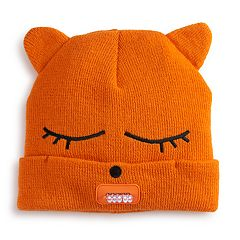 Girls 4-6x Igloos Critter Light-Up Beanie Hat