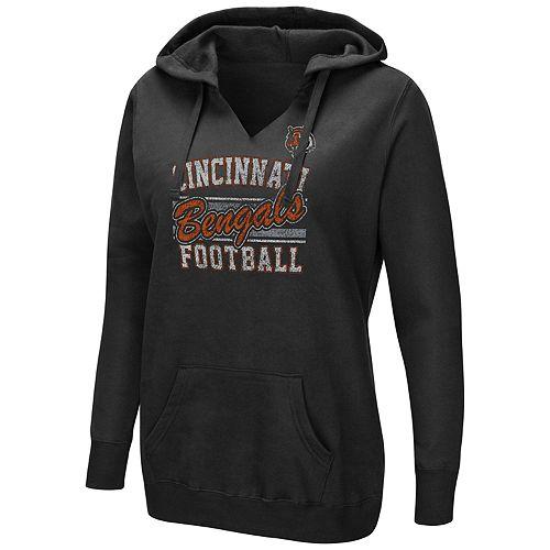Plus Size Cincinnati Bengals Football Hoodie
