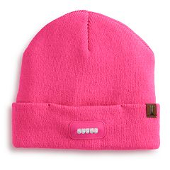 Girls Igloos Light-Up Beanie Hat