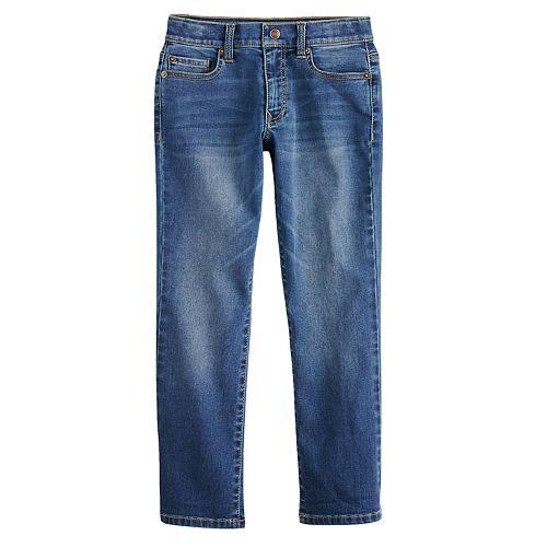 Boys 8-20 Lazer Straight-Leg Jeans