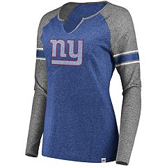 Plus Size New York Giants Varsity Tee