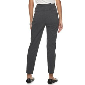 Women's Studio 253 Belted Millennium Ankle Pants