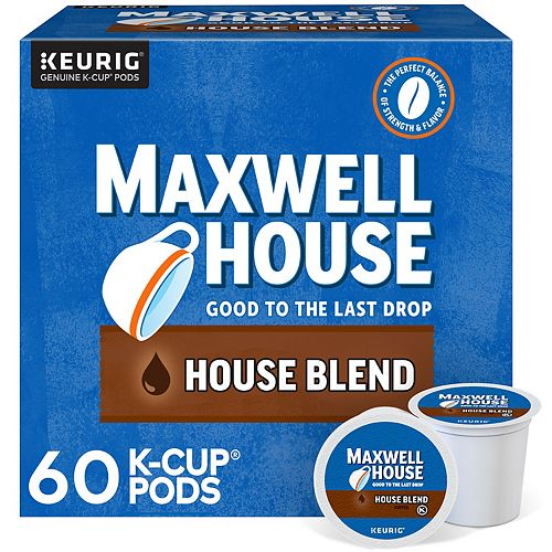 Keurig® K-Cup® Portion Pack Maxwell House House Blend Coffee - 60-pk.
