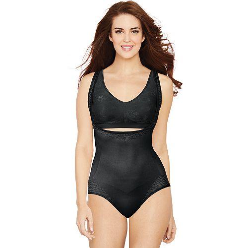 Women's Bali Customized Comfort Seamless Wear Your Own Bra Body Shaper DF0046