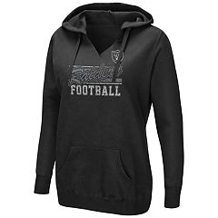 Plus Size Oakland Raiders Football Hoodie