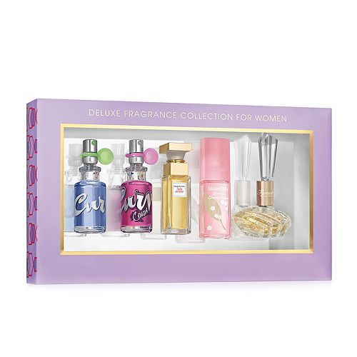 Women's Deluxe Fragrance Collection 4-pc. Perfume Gift Set ($57 Value)