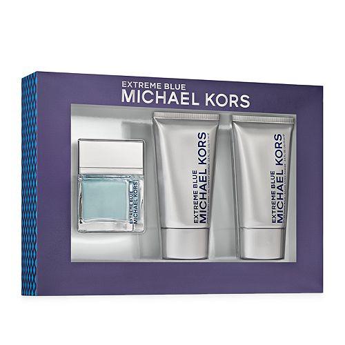 Michael Kors Extreme Blue Mens Cologne 3-pc. Gift Set ($107 Value)