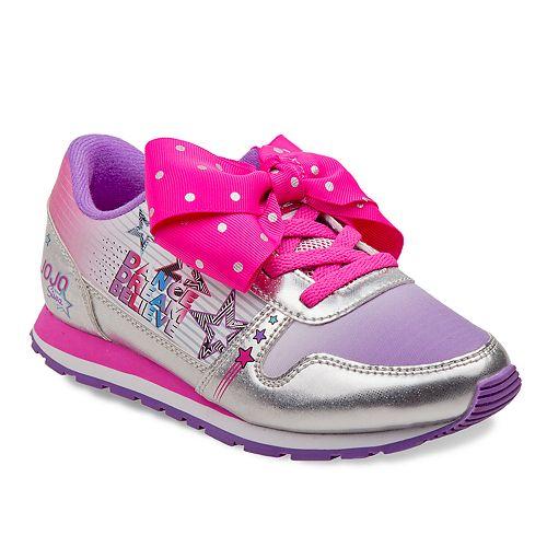 JoJo Siwa Dance, Dream, Believe Girls' Sneakers