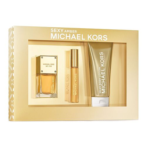 Michael Kors Sexy Amber Women's 3-pc. Gift Set ($126 Value)