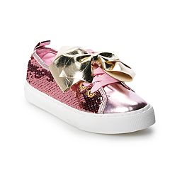 JoJo Siwa Bow Girls' Sneakers