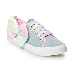 JoJo Siwa Ombre Bow Girls' Sneakers