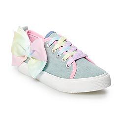 JoJo Siwa Ombre Bow Girls' Sneakers