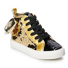 JoJo Siwa Sequin Girls' High Top Shoes