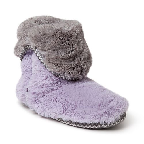 Women's Dearfoams Fold-Down Boot Slippers