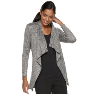 Women's Juicy Couture Embellished Open-Front Cardigan