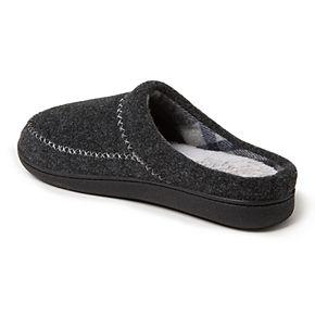 Women's Dearfoams Stitched Felt Clog Slippers