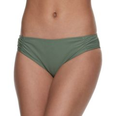 Womens Green Swimsuit Bottoms Swimsuits Clothing Kohl S