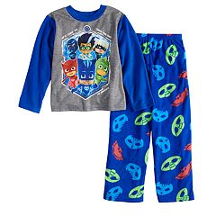 Boys 4-8 PJ Masks 2-Piece Pajama Set