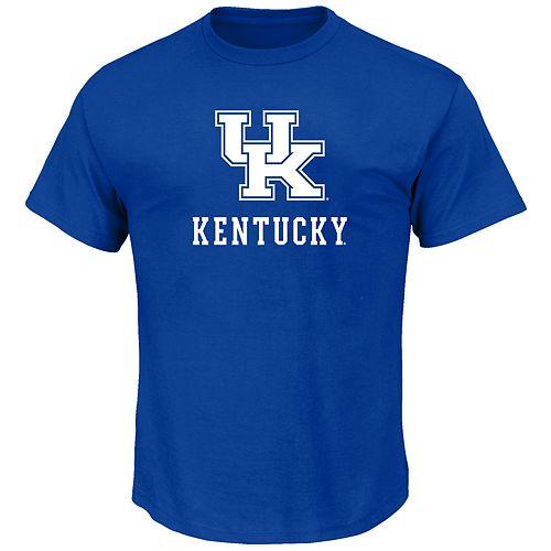 Men's Kentucky Wildcats Logo Tee