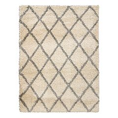 Gertmenian Equinox Lattice Rug
