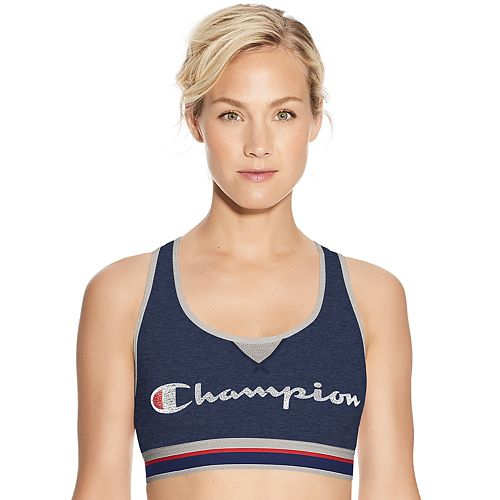 Champion Authentic Medium-Impact Sports Bra