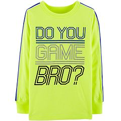 Boys 4-12 OshKosh B'gosh® 'Do You Game Bro?' Active Top