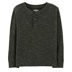 Boys 4-12 OshKosh B'gosh® Thermal Henley Top