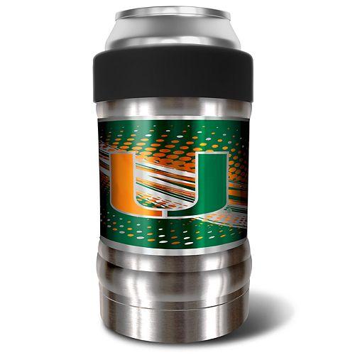 Miami Hurricanes Locker 12-Ounce Can Holder